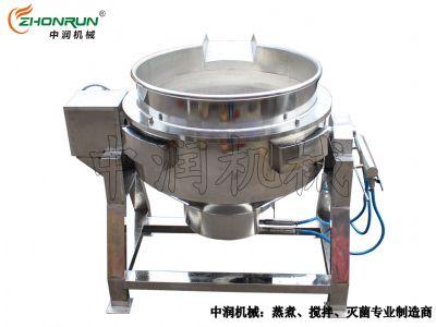 夹层锅 蒸煮锅 熬糖锅 汤锅
